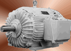 Electric Motor for Oil Well Pumping Unit